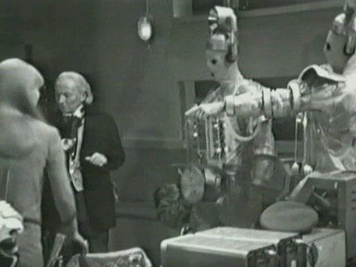 Cybermen originales